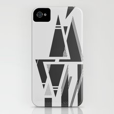 Abstract iPhone (4, 4s) Slim Case