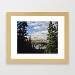Hayden Ridge Framed Art Print