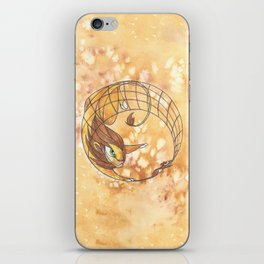 Aesop's Fables - The Lion and the Mouse iPhone Skin