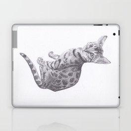 Bengal Cat Drawing Laptop & iPad Skin