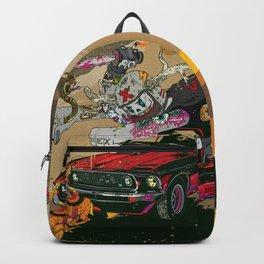 Psilopsychonaut Backpack