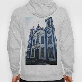 Blue Church Hoody