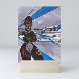 Daring Mini Art Print