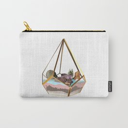 Terrarium Carry-All Pouch