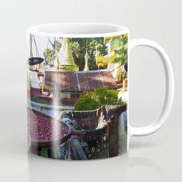 View from the Nunnery, Myanmar Coffee Mug