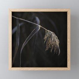 Fall has arrived #decor #society6 #buyart Framed Mini Art Print