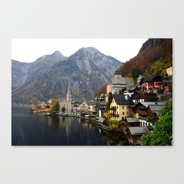 Hallstatt - Austria Canvas Print
