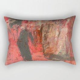African Man Rectangular Pillow