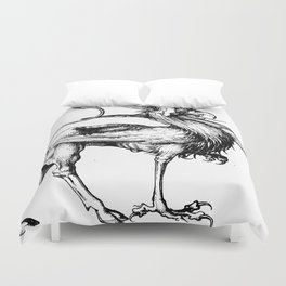The Griffin Duvet Cover