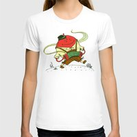 polka dot T-shirts featuring The Polka Dot by Nick Volkert