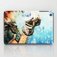 kingdom hearts iPad Cases featuring Kingdom Hearts _ Sora  by KhalilKhalidy