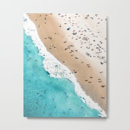 Beach Mood 2 Metal Print