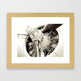 B17 Framed Art Print