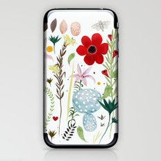 Freda iPhone & iPod Skin