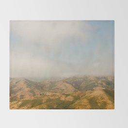 Marin Headlands Throw Blanket