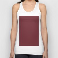 wine Tank Tops featuring Wine by List of colors