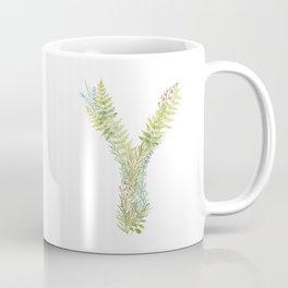 Initial Y Coffee Mug