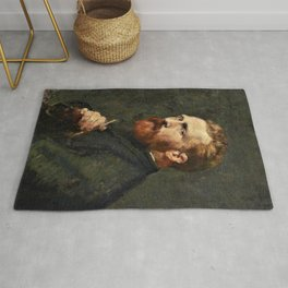John Peter Russell - Vincent van Gogh - Digital Remastered Edition Rug