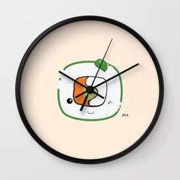 Maki ♥ Sushi Time! Wall Clock