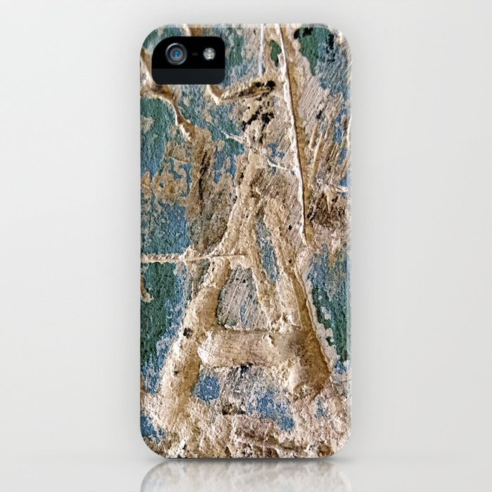Scratched Surface iPhone Case