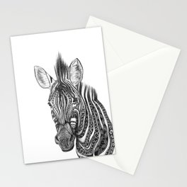 Aztec zebra Stationery Cards