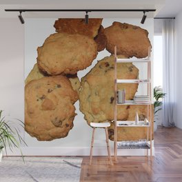 home made cookies Wall Mural