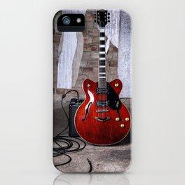 Guitar Hero iPhone Case