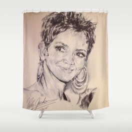 Soul Queen Shower Curtain