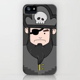 Irrrate Pirrrate iPhone Case