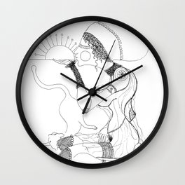 Orient Wall Clock
