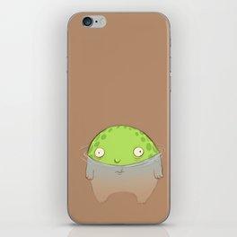 Swamp Toad iPhone Skin