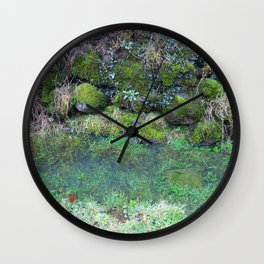 "A corner of ""merveilleux"" Wall Clock"