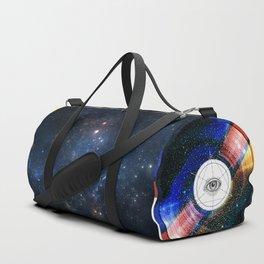 001 - Sacred space-time Duffle Bag