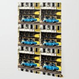THE SUNNY STREET OF LA HABANA Wallpaper