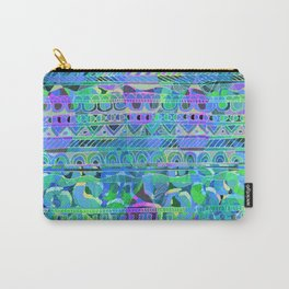Geo Tribal 2 Carry-All Pouch