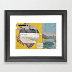 http://matthewbillington.com Framed Art Print