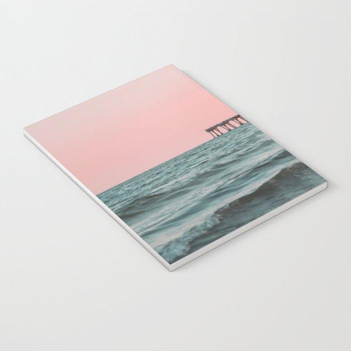 Pink Ocean Notebook