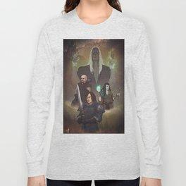 Dungeon Warriors Long Sleeve T-shirt
