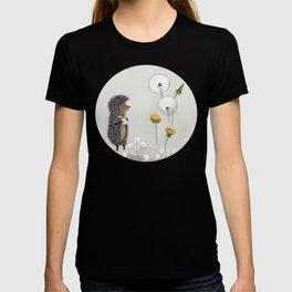 Hedgehog in the Fog T-shirt