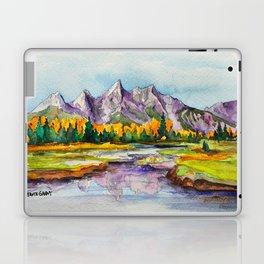Grand Teton National Park Laptop & iPad Skin