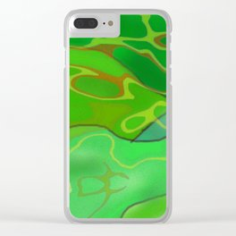 Going Throught Clear iPhone Case