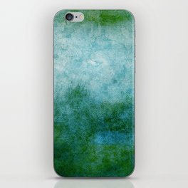 Abstract Cave IV iPhone Skin