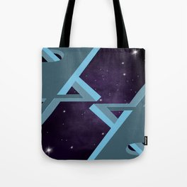Unsafe Space Tote Bag