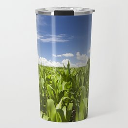 corn field Travel Mug
