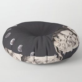 Phases Floor Pillow