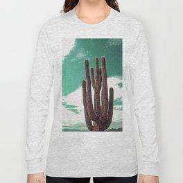 Saguaro Cactus Long Sleeve T-shirt
