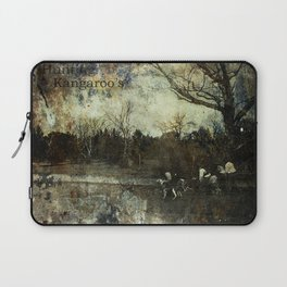 Hunting Kangaroo's Laptop Sleeve