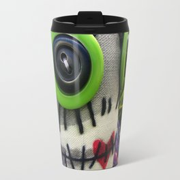 Beauty is in the eye of the beholder. Travel Mug