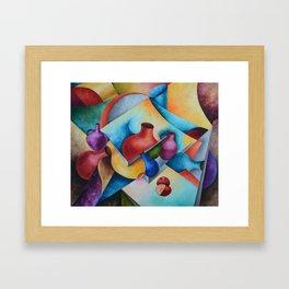Jags Framed Art Print