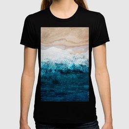 Watercolour Summer beach III T-shirt